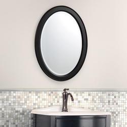 """Nayla 20"""" x 26"""" Oval Mirror"""