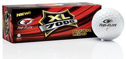 Top Flite XL 7000 Golf Balls (3-Pack)