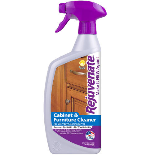 Rejuvenate Cabinet Furniture Cleaner 24oz At Menards