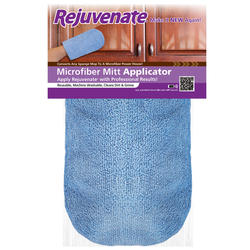 Rejuvenate Microfiber Mitt Applicator - 2 Pack