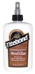 Titebond Translucent Wood Glue - 8 oz.