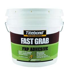 Titebond Fast Grab FRP Adhesive - 3.5 gal.