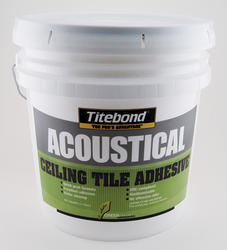 Titebond Acoustical Ceiling Tile Adhesive - 1 gal.