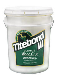 Titebond III Ultimate Wood Glue - 5 gal.
