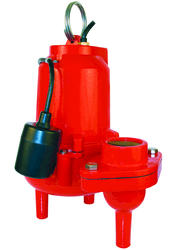75-AHSWP - 3/4 HP Automatic Submersible Cast Iron Sewage Pump