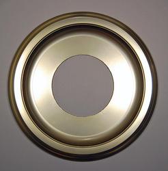 "10"" Antique Brass Ceiling Medallion"