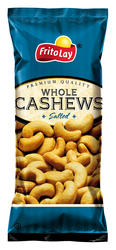 Frito-Lay Premium Salted Whole Cashews - 3 oz.