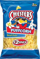 Chester's Butter Puffcorn - 4.5 oz.