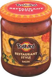Tostitos Medium Restaurant Style Salsa - 13 oz.
