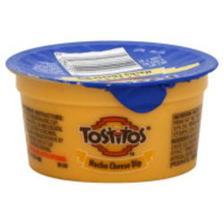 Tostitos Nacho Cheese Dip - 3.625 oz.