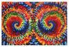 """Fun Rugs Tie-Dye Fun Collection Area Rug 1'7"""" x 2'5"""""""