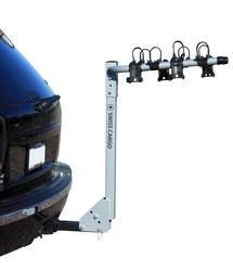 Hitch Mount 4-Bike Carrier