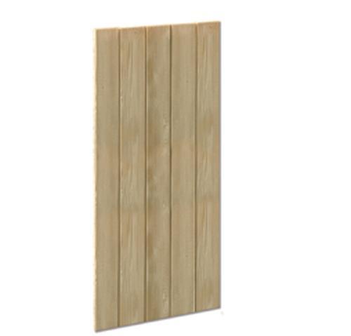 Fypon 32 X 144 Polyurethane Timber Louvered Panel At