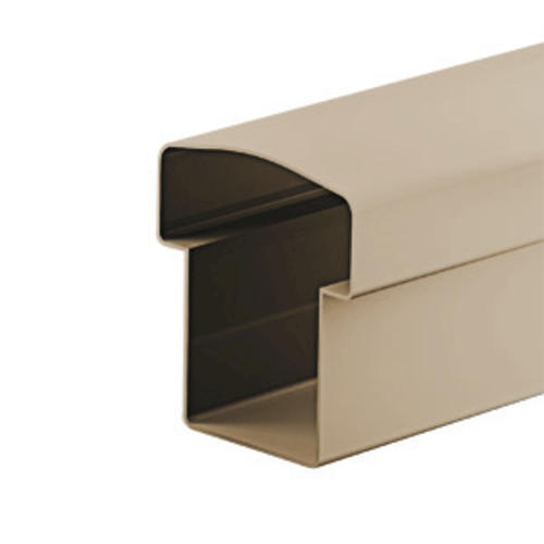 Fypon quickrail premium 144 tan synthetic rail for square Fypon quick rail
