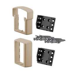 Fypon QuickRail Tan Straight Bracket Kit