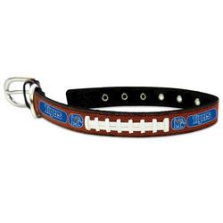 GameWear Memphis Tigers Classic Leather Football Collar