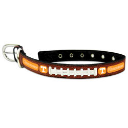 GameWear Tennessee Volunteers Classic Leather Football Collar