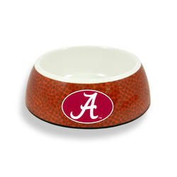 GameWear Alabama Crimson Tide Classic Football Pet Bowl