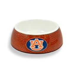 GameWear Auburn Tigers Classic Football Pet Bowl