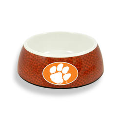 GameWear Clemson Tigers Classic Football Pet Bowl