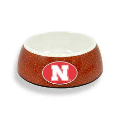 GameWear Nebraska Cornhuskers Classic Football Pet Bowl