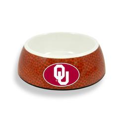 GameWear Oklahoma Sooners Classic Football Pet Bowl