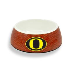 GameWear Oregon Ducks Classic Football Pet Bowl