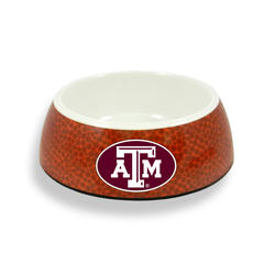 GameWear Texas A&M Aggies Classic Football Pet Bowl