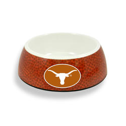 GameWear Texas Longhorns Classic Football Pet Bowl