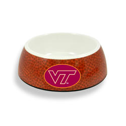 GameWear Virginia Tech Hokies Classic Football Pet Bowl