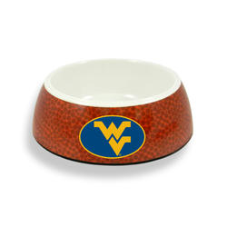 GameWear West Virginia Mountaineers Classic Football Pet Bowl