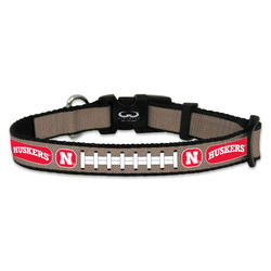 GameWear Nebraska Cornhuskers Reflective Football Collar