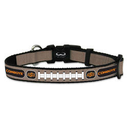 GameWear Oklahoma State Cowboys Reflective Football Collar