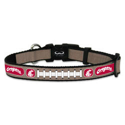 GameWear Washington State Cougars Reflective Football Collar