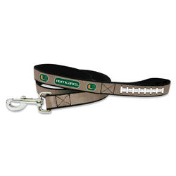 GameWear Miami Hurricanes Reflective Football Leash