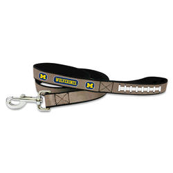 GameWear Michigan Wolverines Reflective Football Leash
