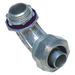 "1-1/4"" Angle Liquid Tight Connector"