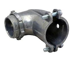 """1"""" Zinc Angle Squeeze Connector"""