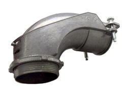 """2"""" Zinc Angle Squeeze Connector"""