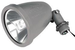 Quartz Halogen Lamp Holder - Gray