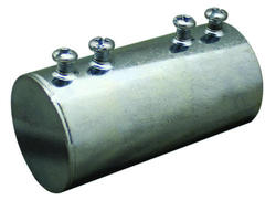 "1-1/4"" Steel EMT Pipe Cap"