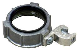 "1-1/4"" Zinc Ground Bushing Lay-In Lug"