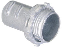 "3/8"" Screw In Connector, 50/Box"