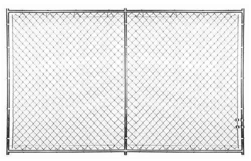 Chain Link Commercial Dog Kennel Panels