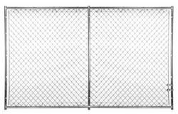 6' x 10' Chain Link Kennel Panel