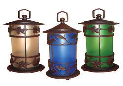 Solar Garden Vine Lantern (Assorted Styles)
