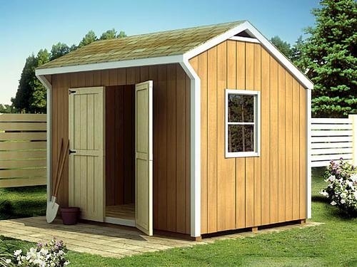 Saltbox shed building plans only at menards for Salt box sheds