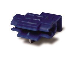 Blue Tap Splice (25 per Package)