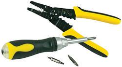 2-Piece Electrician's Tool Set
