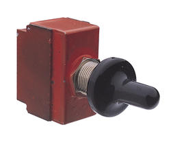 Off-On Toggle Switch, Booted